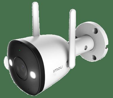 IMOU Bullet 2 utendørs overvåkingskamera med AI-teknologi, skylagring ImouBullet2c night