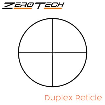ZeroTech Duplex Reticle.