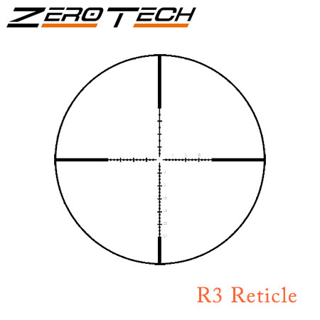 ZeroTech Trace 3-18x50 R3 Scope. • Elk's Hunting & Fishing