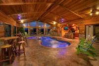 Gatlinburg Cabins with Indoor Pools for Rent | Elk Springs ...