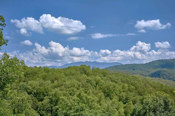 A Mountain View Theater Lodge cabin in Pigeon Forge | Elk ...