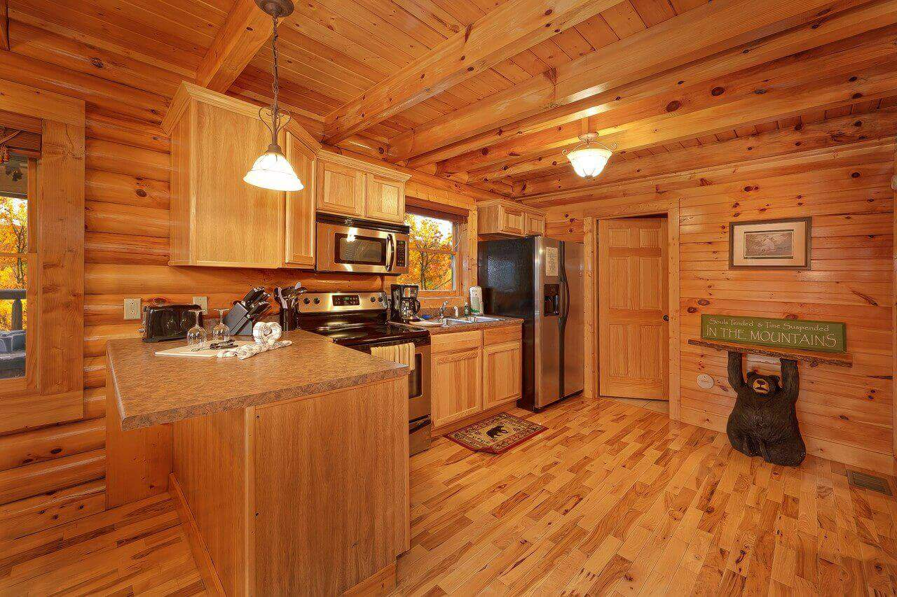 Cupids Arrow cabin in Gatlinburg  Elk Springs Resort