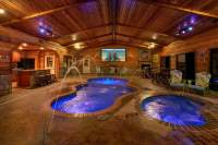 Mountain View Mansion cabin in Gatlinburg | Elk Springs Resort