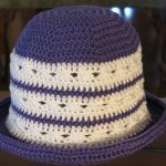 It's Spring Break and time to Crochet a Beach Hat!