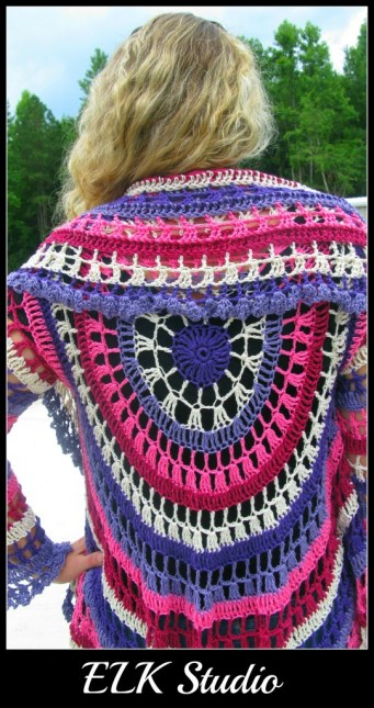 My First Crochet Jacket by ELK Studio