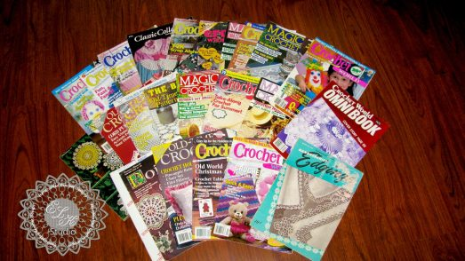 Crochet Magazines/Books ELK Studio