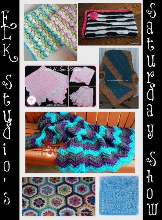 ELK Studio's Saturday Crochet Show #4