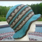 Southern Comfort Free Summer Hat by ELK Studio