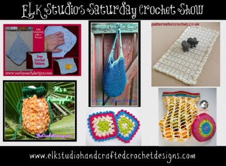 ELK Studio's Saturday Crochet Show
