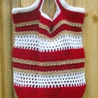 Free Fun in the Sun Crochet Beach Bag!