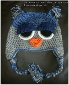 Not Another Owl Hat by Oombawaka Designs