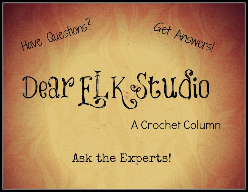 Dear ELK Studio - A Crochet Column # 11