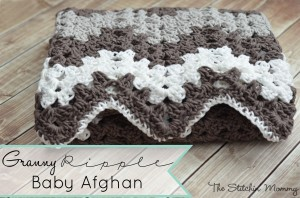 Granny Ripple Afghan by The Stitchin Mommy