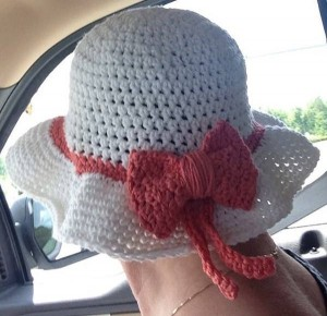 Summer Hat by Southern Love Crochet