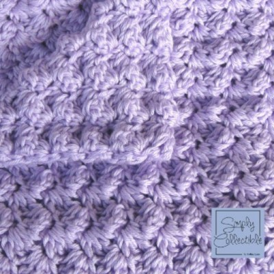 Simply Collectible Crochet Baby Blanket