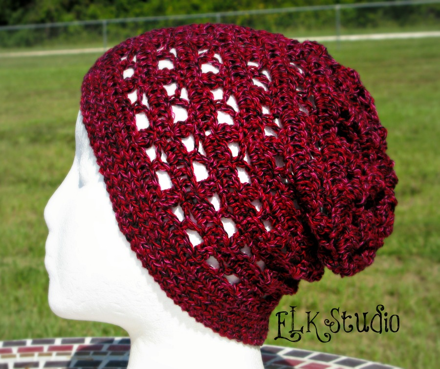 Just to be Cute Slouchy Beanie by ELK Studio