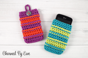 Phone Cozy by Charmed by Ewe
