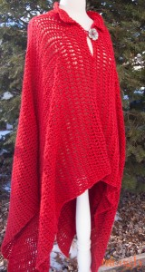 Fairy Tale Poncho by Moogly
