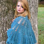 Southern Kisses – An Elegant Crochet Shawl!