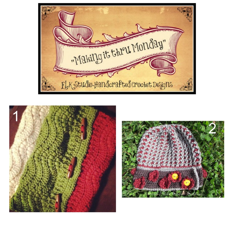"""Making it thru Monday"" Crochet Review by ELK Studio"