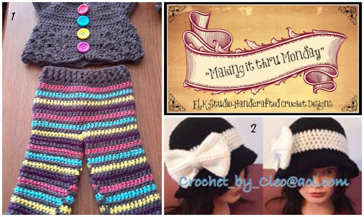 """Making it thru Monday"" A Crochet Review #71"
