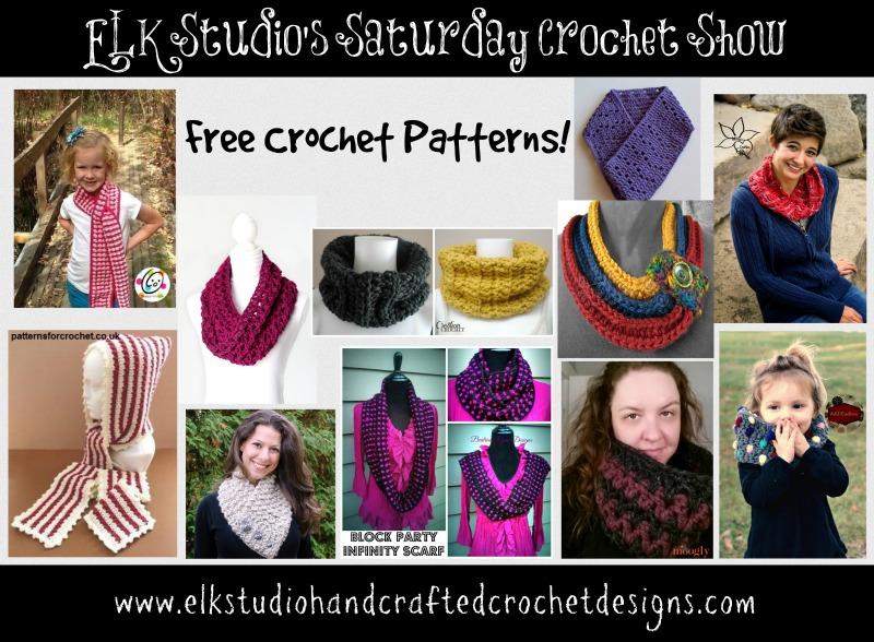ELK Studio's Saturday Crochet Show #18