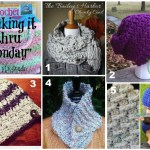 """Making it thru Monday"" Crochet Review #77"