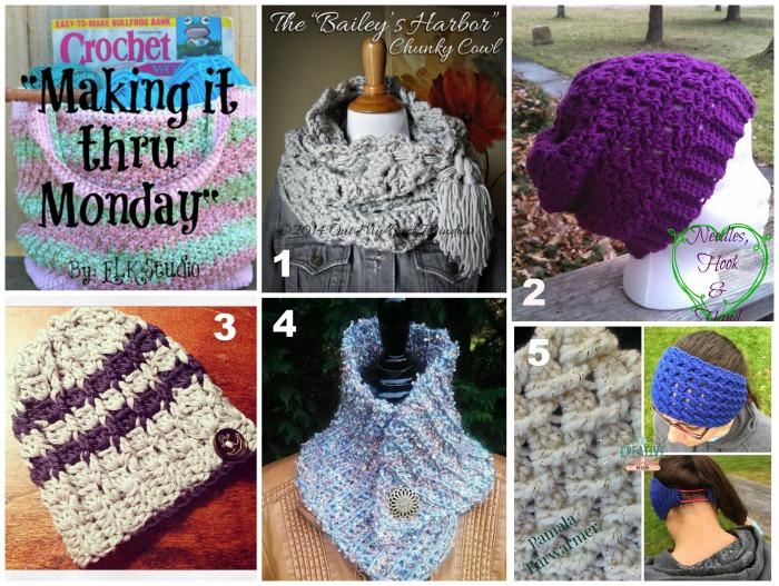 Making it thru Mnday Crochet Review #77