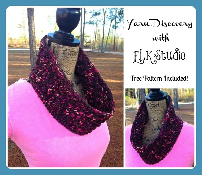 Yarn Discovery #5 by ELK Studio #crochet #freepattern