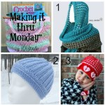 """Making it thru Monday"" Crochet Review #84"
