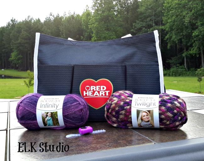 Red Heart Gift to ELK Studio1!