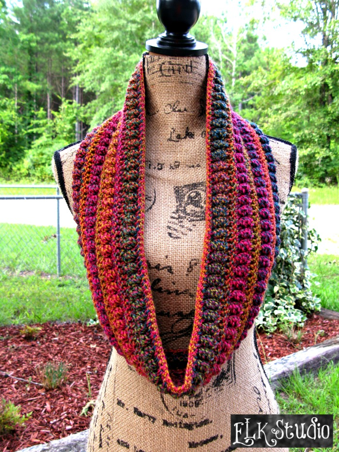 Christmas Present CAL 2015 Project #1 Using Worsted Weight Yarn by ELK Studio