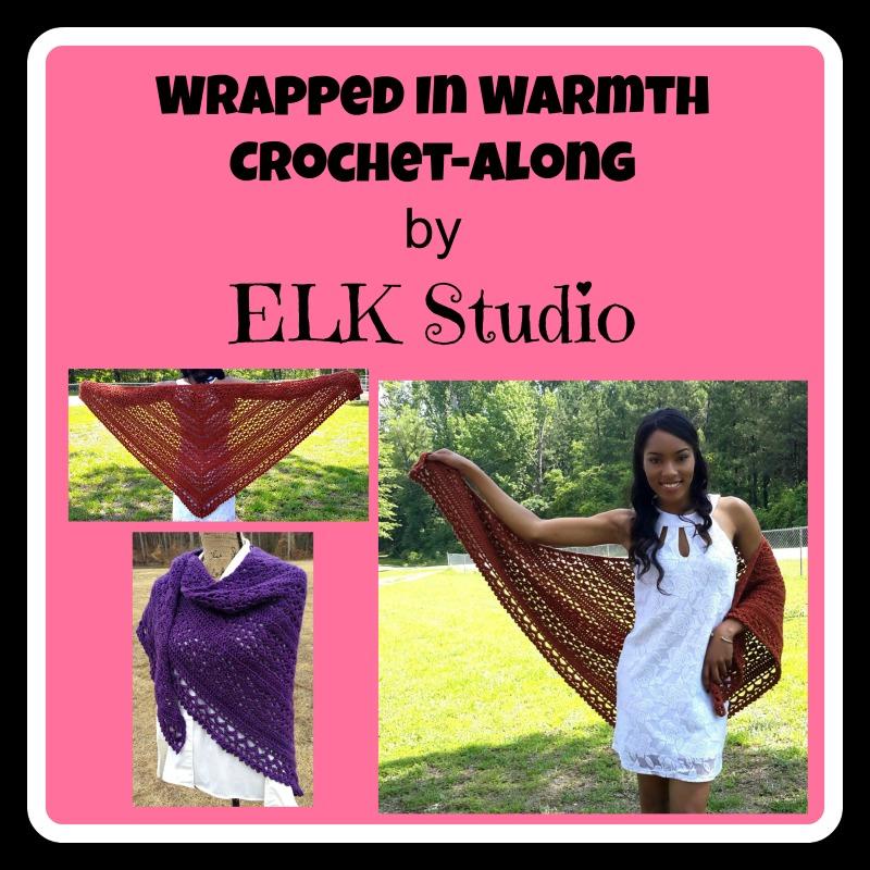 Wrapped in Warmth Crochet-Along by ELK Studio
