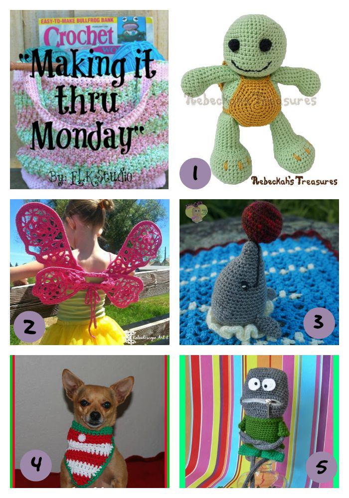 Making it thru Monday Review #93 by ELK Studio