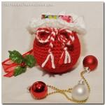 Santas Gift Bag Ornament