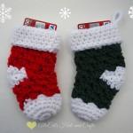Very Merry Mini Stocking