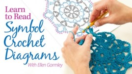 Symbol Crochet Diagrams