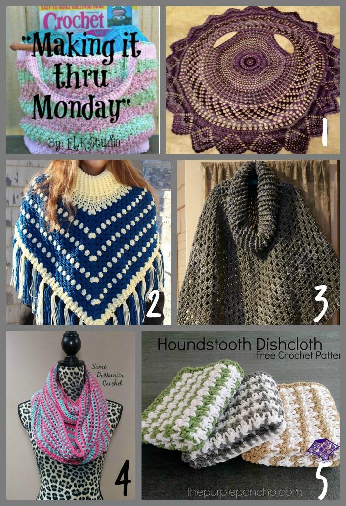 Making it thru Monday Crochet Review 104