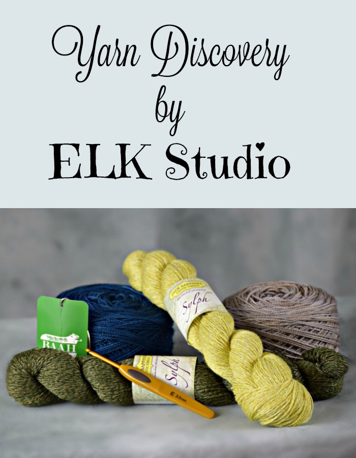 Original Yarn Discovery ELK Studio