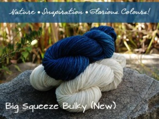 Big Squeeze Yarn featured on ELK Studio