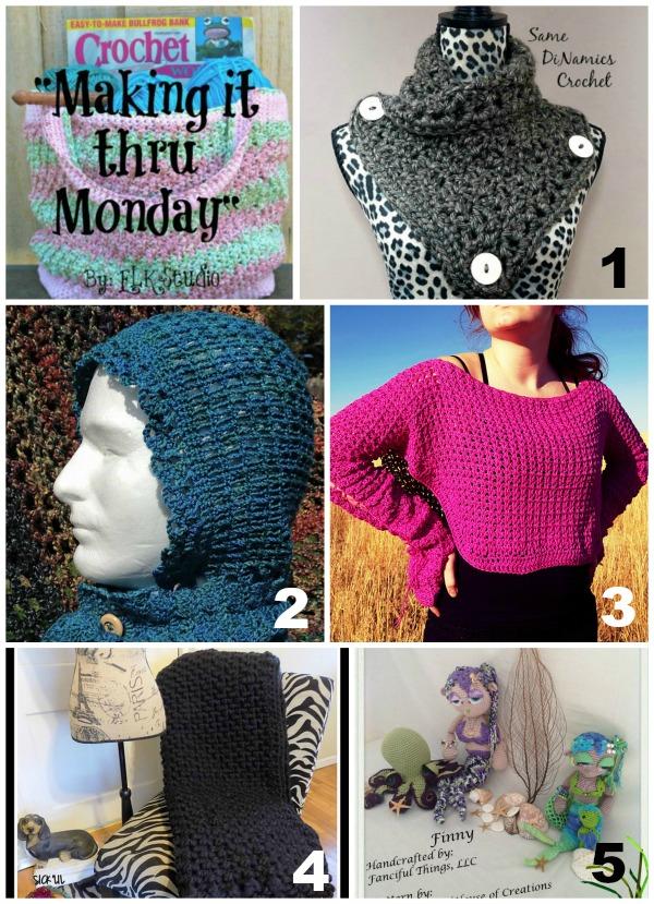 Making it thru Monday Crochet Review 106