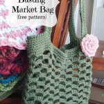 Easy Stash Busting Market Bag