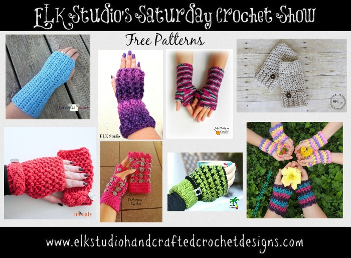 ELK Studio Saturday Crochet Show 41