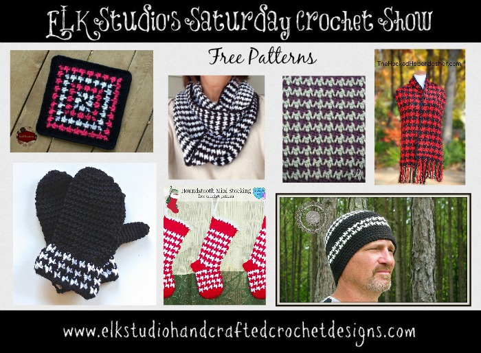 ELK Studio Saturday Crochet Show #44