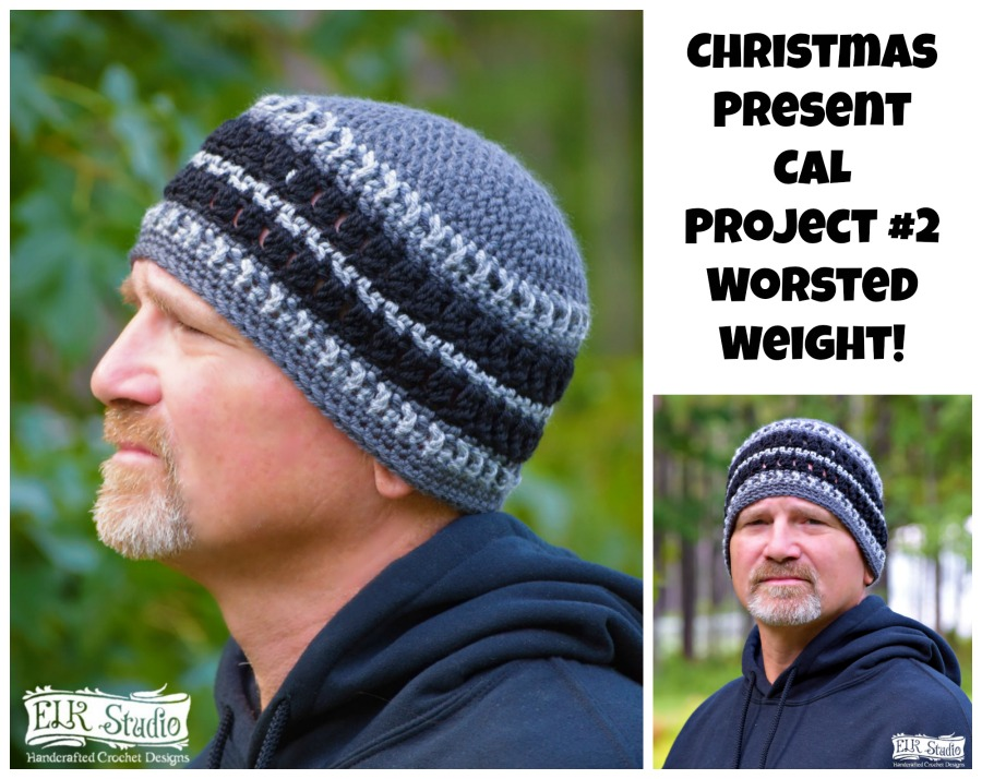 Christmas Present CAL Project #2 Worsted Weight by ELK Studio