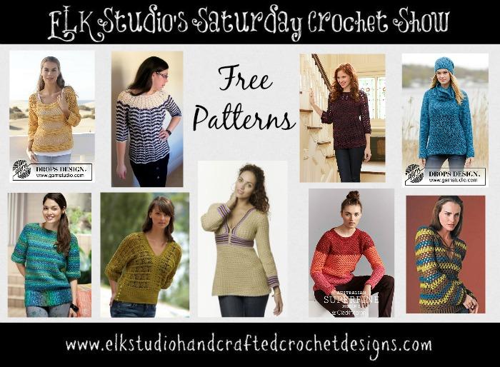 ELK Studio Saturday Crochet Show #46
