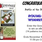 Battle of Stitches eBook Giveaway!
