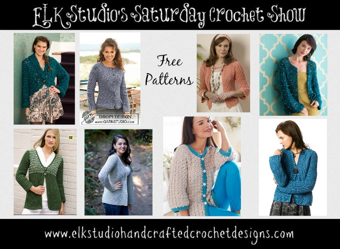 ELK Studio Saturday Crochet Show #51