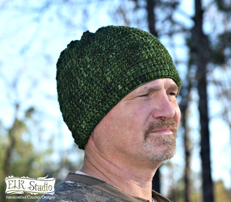 Made for the Cold Beanie by ELK Studio - A FREE Crochet Pattern!