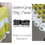 Southern Spring Fling Poncho- Part 1